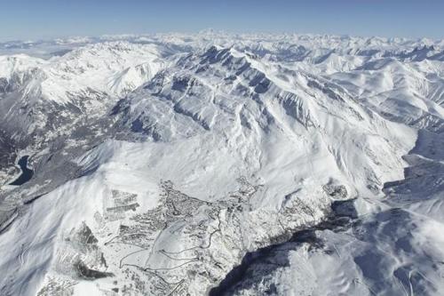 Sortie Journée Alpe d'Huez