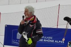 Grand Prix ville de Nîmes 2017  à Courchevel